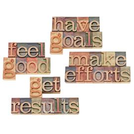 goal result effort good