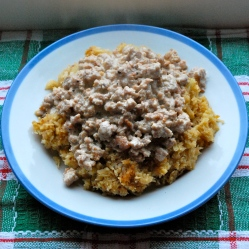 Turkey sauce (LC, GLF, GRF, SF)