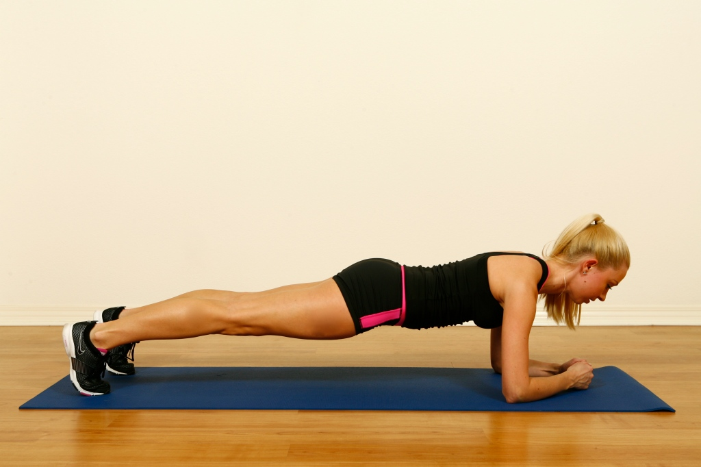 The-Plank-Exercise