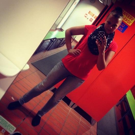 Aura #selfie :D