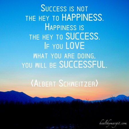 success happiness