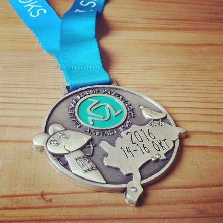 Ametlikult kõige ilusam medal üldse!